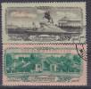 1957 Sankt-Petersburg, Mi#1953-54, Used/CTO, OG, VF - Usados