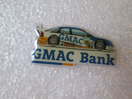 PIN'S    OPEL   CALIBRA    DTM   GMAC  BANK - Opel