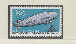 Germany 1991 Zeppelin LZ127 MNH/** (H25) - Mongolfiere