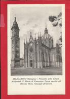 MASCARINO (BOLOGNA) PROSPETTO DELLA CHIESA ARCIPRETALE S.MARIA DI VENEZZANO-FP - Bologna