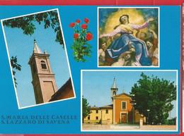 S.LAZZARO DI SAVENA(BOLOGNA)  S.MARIA DELLE CASELLE-FG - Bologna