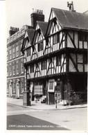 Royaume Uni Angleterre Lincolnshire Lincoln Tudor Houses Castel Hill Judges Batiment Edifice Histoire Patrimoine - Lincoln
