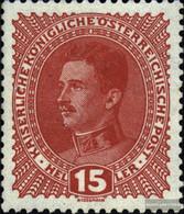 Austria 221 Unmounted Mint / Never Hinged 1917 Karl I. - Nuovi