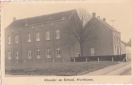 MORKHOVEN / KLOOSTER EN SCHOOL / FOTOKAART - Herentals