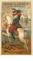 CHROMOS.n°207.TAPIOKA DA ESTRELLA.CUIRASSIER DE REISCHOFFEN.1870 - Otros