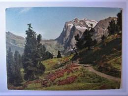 SUISSE - BERNE - Jungfraubahn - BE Berne