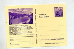 Carte Postale 2.50 Linz Illustré Weissensee - Entiers Postaux