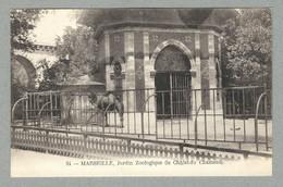 MARSEILLE JARDIN ZOOLOGIQUE LA CHALET DU CHAMEAU - Parks