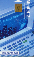 TELECARTE  France Telecom  50. UNITES - Telecom Operators