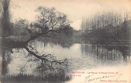 BRUXELLES - Les étangs De Rouge-Chou III - Ed. Albert Sugg Série 25 N. 111 - Non Classificati