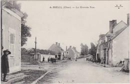 18 - INEUIL  La Grande Rue - Sin Clasificación