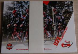 CYCLISME: CYCLISTE : EQUIPE LOTTO SOUDAL -23 2021 COMPLETE - Cycling