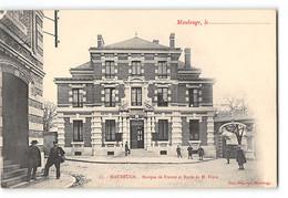 CPA 59 Maubeuge La Banque De France - Maubeuge