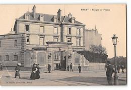 CPA 29 Brest La Banque De France - Brest