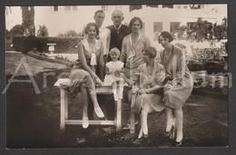 Postcard / ROYALTY / België / Belgique / Reine Astrid / Koningin Astrid / Queen Astrid / Famille Royale / 2 Scans - Case Reali