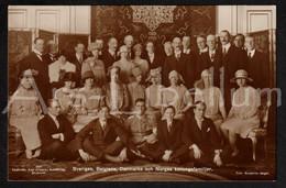 Postcard / ROYALTY / België / Belgique / Reine Astrid / Koningin Astrid / Queen Astrid / Famille Royale / Sweden - Case Reali