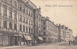 Wien XIX.,  Gymnasiumstrasse , Front Shops - Otros