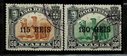 Companhia De Nyassa, 1903, # 41/2, Used - Nyassaland