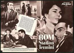 Filmprogramm IFB Nr. 2335, Rom - Station Termini, Jennifer Jones, Montgomery Clift, Regie: Vittorio De Sica - Magazines