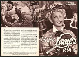 Filmprogramm IFB Nr. 2375, Dürfen Frauen So Sein, Vittorio De Sica, Dawn Adams, Regie: Ralph Habib - Magazines
