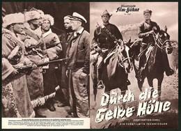 Filmprogramm IFB Nr. 2167, Durch Die Gelbe Hölle, Richard Widmark, Don Taylor, Regie: Robert Wise - Magazines