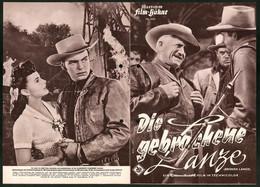 Filmprogramm IFB Nr. 2658, Die Gebrochene Lanze, Spencer Tracy, Robert Wagner, Regie: E. Daytryck - Magazines