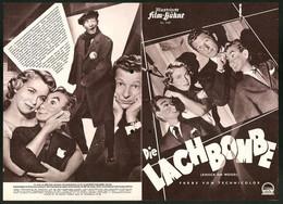 Filmprogramm IFB Nr. 2481, Die Lachbombe, Danny Kaye, May Zetterling, Regie: Norman Panama - Magazines