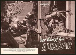 Filmprogramm IFB Nr. 2732, Der Kampf Um Alkazar, Mireille Balin, Fosco Giachetti, Regie: Augusto Genina - Magazines