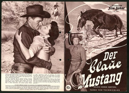 Filmprogramm IFB Nr. 2678, Der Blaue Mustang, Joel McCrea, Mari Blanchard, Regie: Jesse Hibbs - Magazines