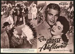 Filmprogramm IFB Nr. 2368 /, Der Grosse Abstand, Jeff Chandler, Faith Domergue, Regie: Lloyd Bacon - Magazines