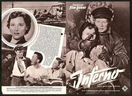 Filmprogramm IFB Nr. 2439, Inferno, Richard Widmark, Bella Darvi, Regie: Samuel Fuller - Magazines