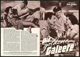 Filmprogramm IFB Nr. 2867, Die Goldene Galeere, Jane Russell, Gilbert Roland, Regie: John Sturges - Magazines