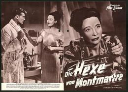 Filmprogramm IFB Nr. 2369, Die Hexe Von Montmartre, Arletty, Georges Marchal, Regie: Roger Richebé - Magazines