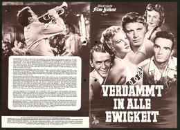 Filmprogramm IFB Nr. 2267, Verdammt In Alle Ewigkeit, Burt Lancaster, Deborah Kerr, Regie: Fred Zinnemann - Magazines