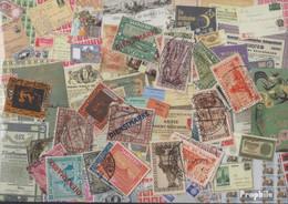 Saarland Briefmarken-25 Verschiedene Briefmarken - Collections, Lots & Series