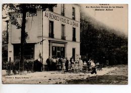 Gagny : Au Rendez Vous De La Dhuis 1907 - Gagny