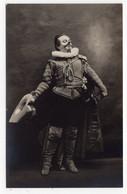COQUELIN AINE Dans Cyrano De Bergerac - Photo Paul Mejat - Voir Le Dos - Theatre