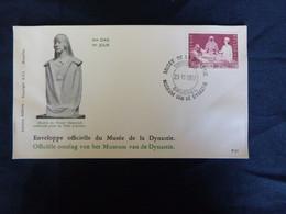 """BELG.1957 1038 FDC ( Bruxs )  : """" Elisabeth """" - 1951-60"""
