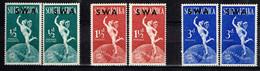 AFRIQUE DU SUD-OUEST/SWA / Neufs **/MNH **/ 1949 - 75 Ans De L'UPU - África Del Sudoeste (1923-1990)