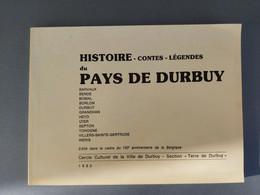 Histoire-contes-légendes Du Pays De Durbuy - Belgio