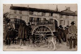 Angouleme : Foire - Foires