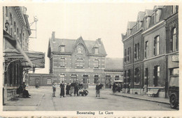Belgique - Beauraing - La Gare - Beauraing