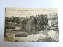 CPA Vendée Mortagne Sur Sèvre Vallée Du Pont Vieux  Les Coteaux 1903 - Mortagne Sur Sevre
