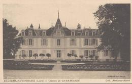 42 SAINT-GERMAIN-L'ESPINASSE CHATEAU DE CHAMARANDE - Otros Municipios