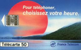 TELECARTE  France Telecom  50  UNITES.        2.000.000.  EX - Telecom Operators