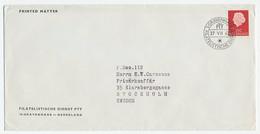 Typografische Voorafstempeling Filatelistische Dienst Den Haag - Unclassified