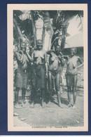 CPA Cameroun Type Ethnic Afrique Noire Non Circulé Femmes Nues Nude - Cameroon