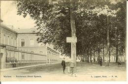 """CP De Malines ( Mechelen ) """" Boulevard Henri Speeck """" - Mechelen"""
