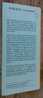 Jublains (lot De 4 Dépliants Touristiques) - Unclassified