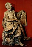 46 MUSEE D'ART SACRE DE ROCAMADOUR PROPHETE JONAS  STATUE MONUMENTALE EN BOIS - Museum